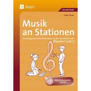 Musik an Stationen 1/2