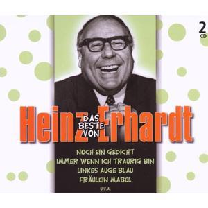 ERHARDT,HEINZ SVMA - DAS BESTE VON HEINZ ERHARDT - 2 CD