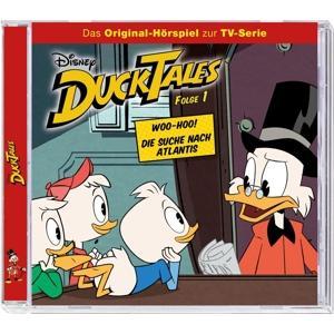 Walt Disney - DuckTales 01 - 1 CD