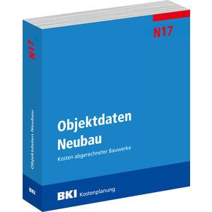 BKI Objektdaten Neubau N17