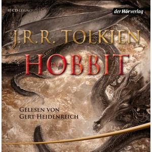 Heidenreich,Gert - Der Hobbit (Lesung) - 10 CD