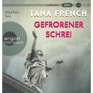 Petri,Nina - Gefrorener Schrei (SA) - 2