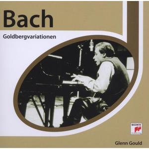 GOULD, GLENN - ESPRIT/GOLDBERGVARIATIONEN - 1 CD