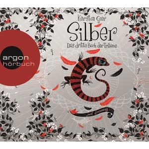 Pahl,Simona - Silber-Das Dritte Buch Der Träume - 8 CD