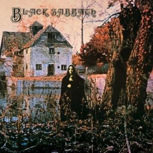 BLACK SABBATH - BLACK SABBATH - 1 CD