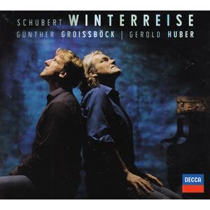 Musik-CD Winterreise/Schwanengesang / Groissboeck,Günther, (2 CD)