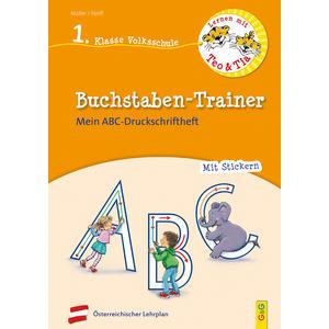 Lernen mit Teo und Tia Deutsch – Buchstaben-Trainer – 1. Klasse Volksschule