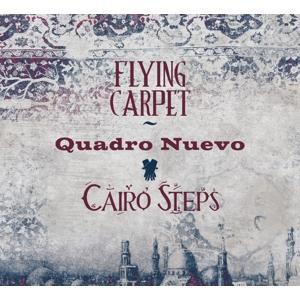 Quadro Nuevo & Cairo Steps - Flying Carpet (180g Doppelvinyl Gatefold) - 2 Vinyl-LP