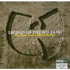 WU TANG CLAN - LEGEND OF THE WU-TANG CLAN - 1 CD