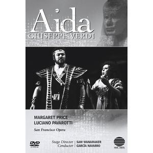 Aida / Pavarotti/S.F.Opera