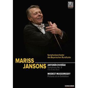 Musik-CD Antonin Dvorak: Sinfonie 9 / Jansons,Mariss, (1 DVD-Video Album)