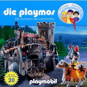 Playmos,Die - (20)Die Große Schlacht Der Löwenritter - 1 CD