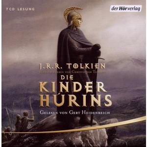 Heidenreich,Gert - Die Kinder Hurins (Sa) - 7 CD