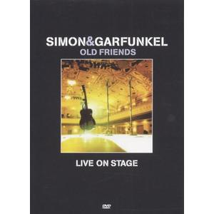 OLD FRIENDS LIVE ON STAGE / SIMON & GARFUNKEL
