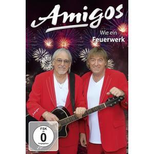 Amigos - Wie ein Feuerwerk - 1 DVD