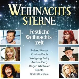 Various - Weihnachtssterne-Festliche Weihnachtszeit - 1 CD
