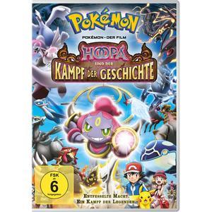 Various - Pokémon der Film-Hoopa und der Kampf d - 1 DVD