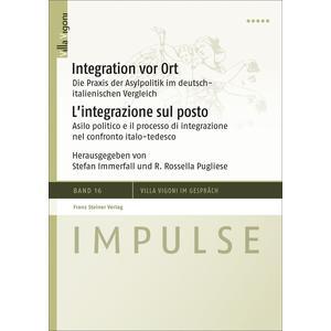 Integration vor Ort / L'integrazione sul posto