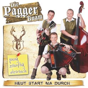 PAGGER BUAM,DIE - HEUT START MA DURCH - 1 CD
