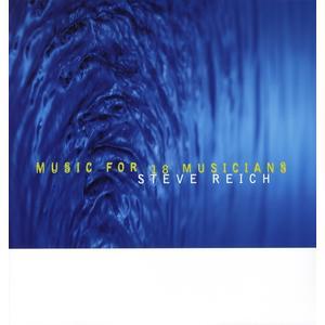 Reich,Steve - Music For 18 Musicians - 2 Vinyl-LP