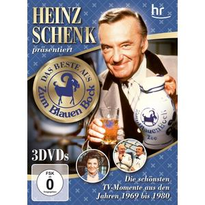 Various - Das Beste aus Zum Blauen Bock - 3 DVD