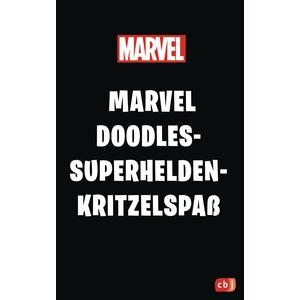 MARVEL DOODLES – Superhelden-Kritzelspaß