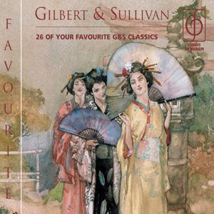 Favourite Gilbert & Sullivan / Sargent,Malcolm