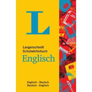 Langenscheidt Schulwörterbuch Englisch - Mit Info-Fenstern zu Wortschatz & Landeskunde
