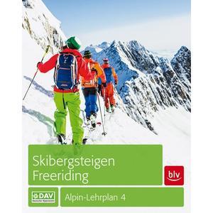 Alpin-Lehrplan 4: Skibergsteigen - Freeriding