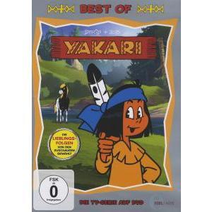 Yakari - Best Of - 1 DVD