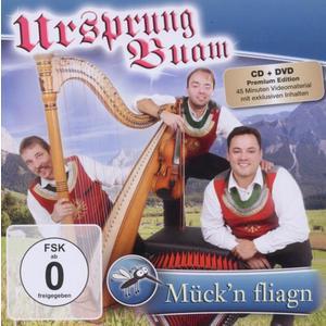 URSPRUNG BUAM - MÜCKN FLIAGN PREM.ED. - 2 CD