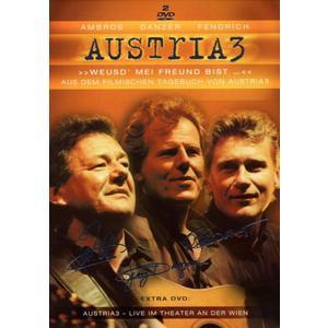 AUSTRIA 3 - AUSTRIA 3 WEUSD'MEI FREUND BIST - 2 DVD