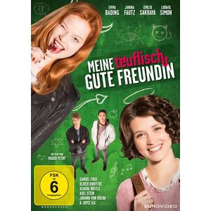 Bading,Emma/Fautz,Janina - Meine teuflisch gute Freundin - 1 DVD