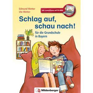 Schlag auf, schau nach! – für die Grundschule in Bayern