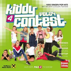 Kiddy Contest Kids - Kiddy Contest,Vol.24 - 1 CD