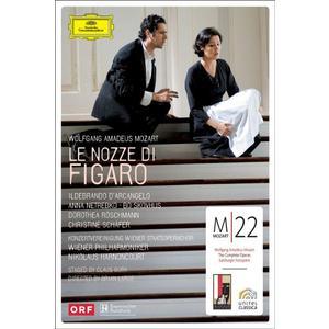 NETREBKO/HARNONCOURT/WP - HOCHZEIT DES FIGARO - 2 DVD