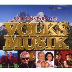 DIVERSE - SPITZENSTARS DER VOLKSMUSIK - 5 CD