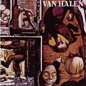 Van Halen - Fair Warning (Remastered) - 1 CD