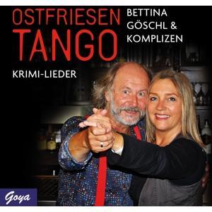 Göschl,Bettina & Komplizen/Falco/Brecht,Bert - Ostfriesentango - 1 CD