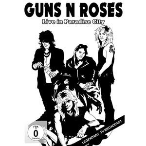 Live In Paradise City / Guns N' Roses
