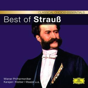 Musik-CD Best Of Strauss (CC) / Various, (1 CD)
