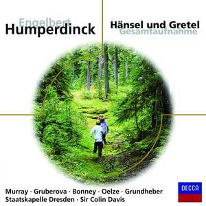 HAENSEL UND GRETEL / Davis/Dresden Philh.