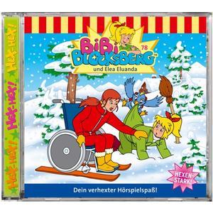 Bibi Blocksberg - BIBI BLOCKSBERG 78: ... UND ELEA ELUANDA - 1 CD