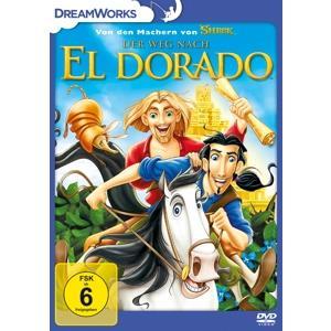 Arne Elsholtz,Stefan Gossler,Anke Reitzenstein - Der Weg nach El Dorado (Abverkauf) - 1 DVD