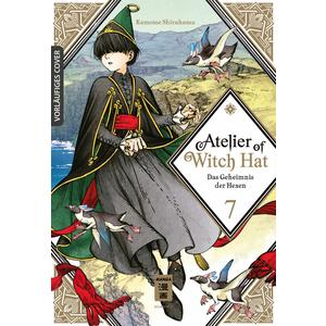 Atelier of Witch Hat - Limited Edition 07