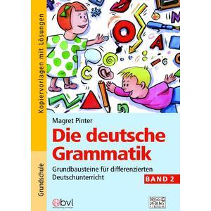 Die deutsche Grammatik - Band 2