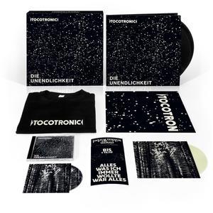 Tocotronic - UNENDLICHKEIT, DIE (LTD. F - 5 CD