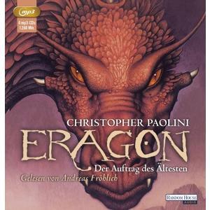 Fröhlich,Andreas - (2/MP3)Eragon-Der Auftrag Des Ältesten - 4