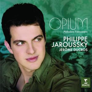 Opium-Melodies Francaises / Jaroussky/Ducros/Capucon/Pahud