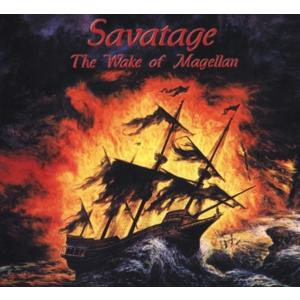 Savatage - The Wake Of Magellan - 1 CD